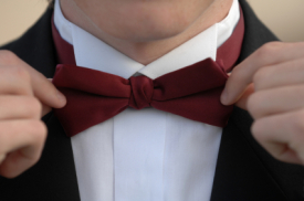 Red Bow Tie 1