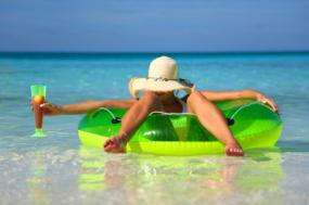 Beach Tubing